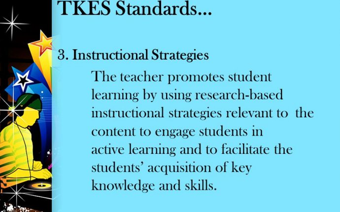 Instructional strategies for teaching math