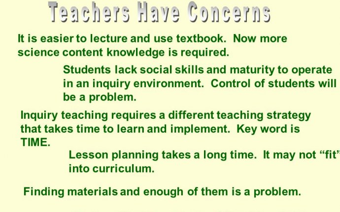 Different teaching strategy